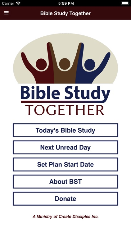 Bible Study Together screenshot-4