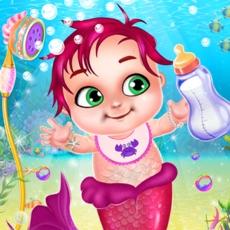 Activities of Ocean Mermaid Babysitter