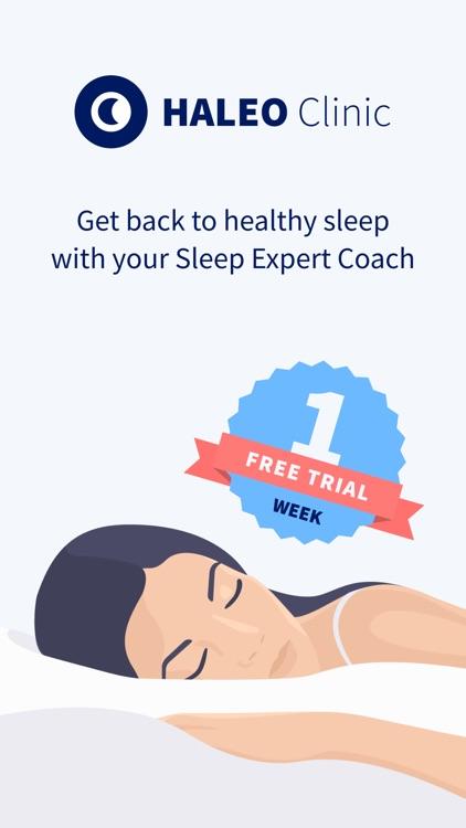 HALEO: Sleep better in 30 days