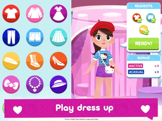 Hello Kitty Fashion Star screenshot 6