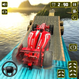 Formula Racing : Stunt Games