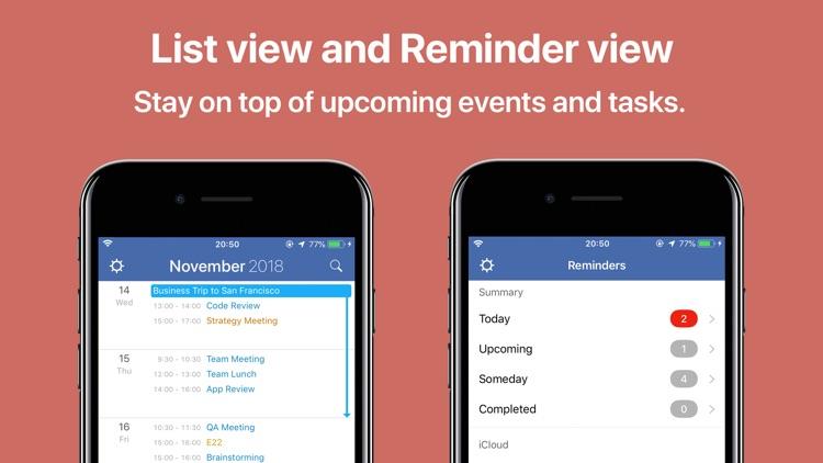 FirstSeed Calendar screenshot-3