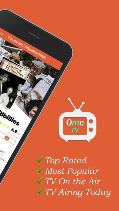Herunterladen OmeTV Shows Tracker für Pc