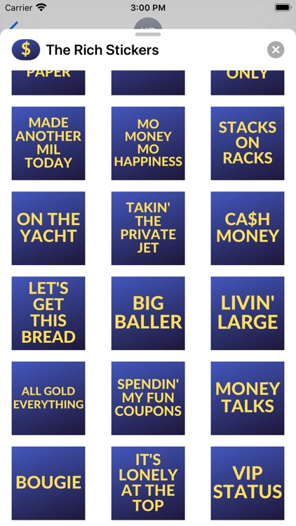 The Rich Stickers