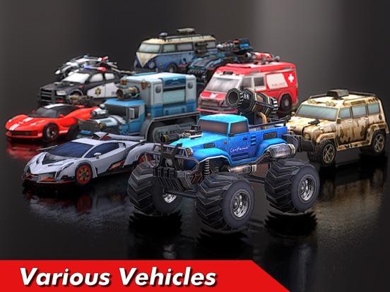 Overload: Car Shooting Racing screenshot 9