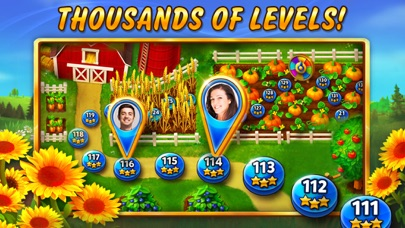 Solitaire - Grand Harvest Screenshot