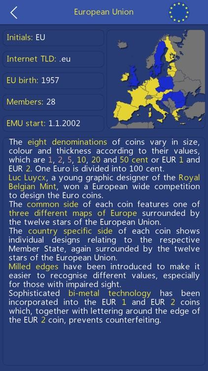 Euro Coin Collection screenshot-4
