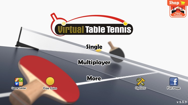 Virtual Table Tennis screenshot-9