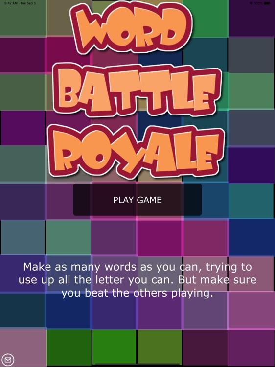 Word Battle Royale Pro