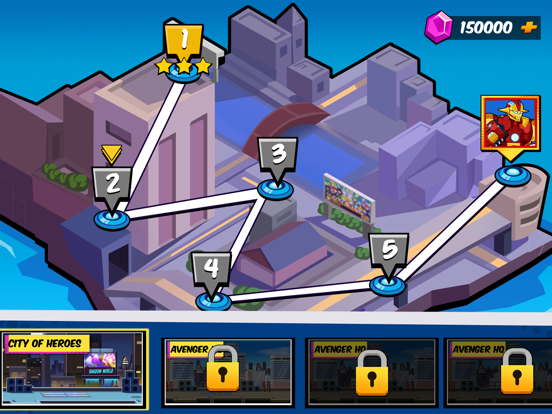 Robot Super: Boxing Games screenshot 5