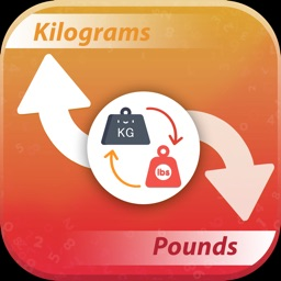Kilograms To Pounds Converter