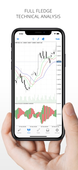 MetaTrader 4 Forex Trading on the App Store