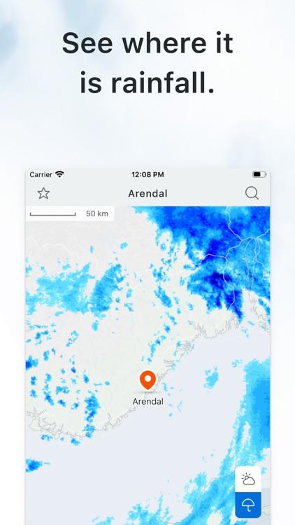 Yr.no screenshot-4