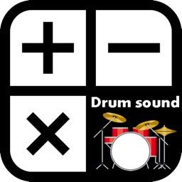 Calculator Drum sound