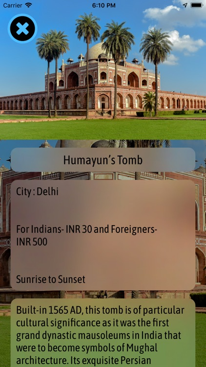 Indian Historical Places - PRO screenshot-4