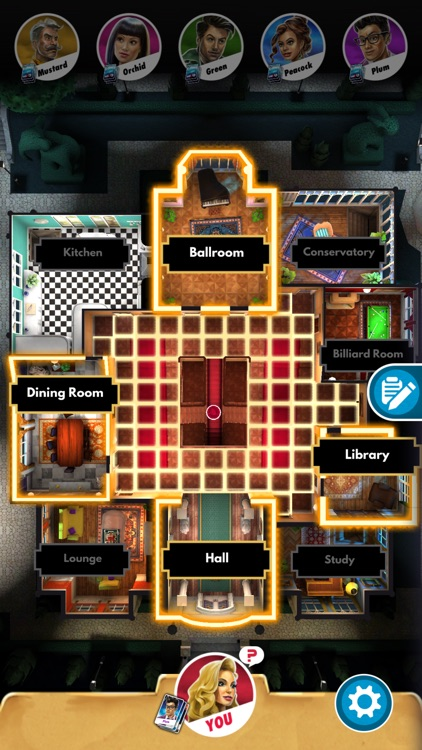 Clue: The Classic Mystery Game screenshot-3