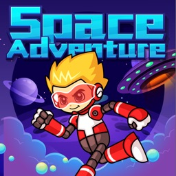 Space Adventure-Double Lane