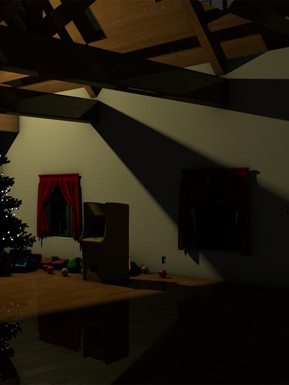 脱出ゲーム Christmas Eve 足音立てずこっそりとのおすすめ画像2