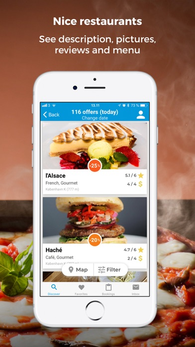 R2N - Discount on Restaurants screenshot four
