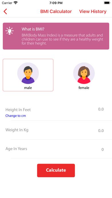 Physio Active's Pro Fitness screenshot 2