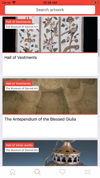 Museum of Sacred Art Certaldo screenshot-3