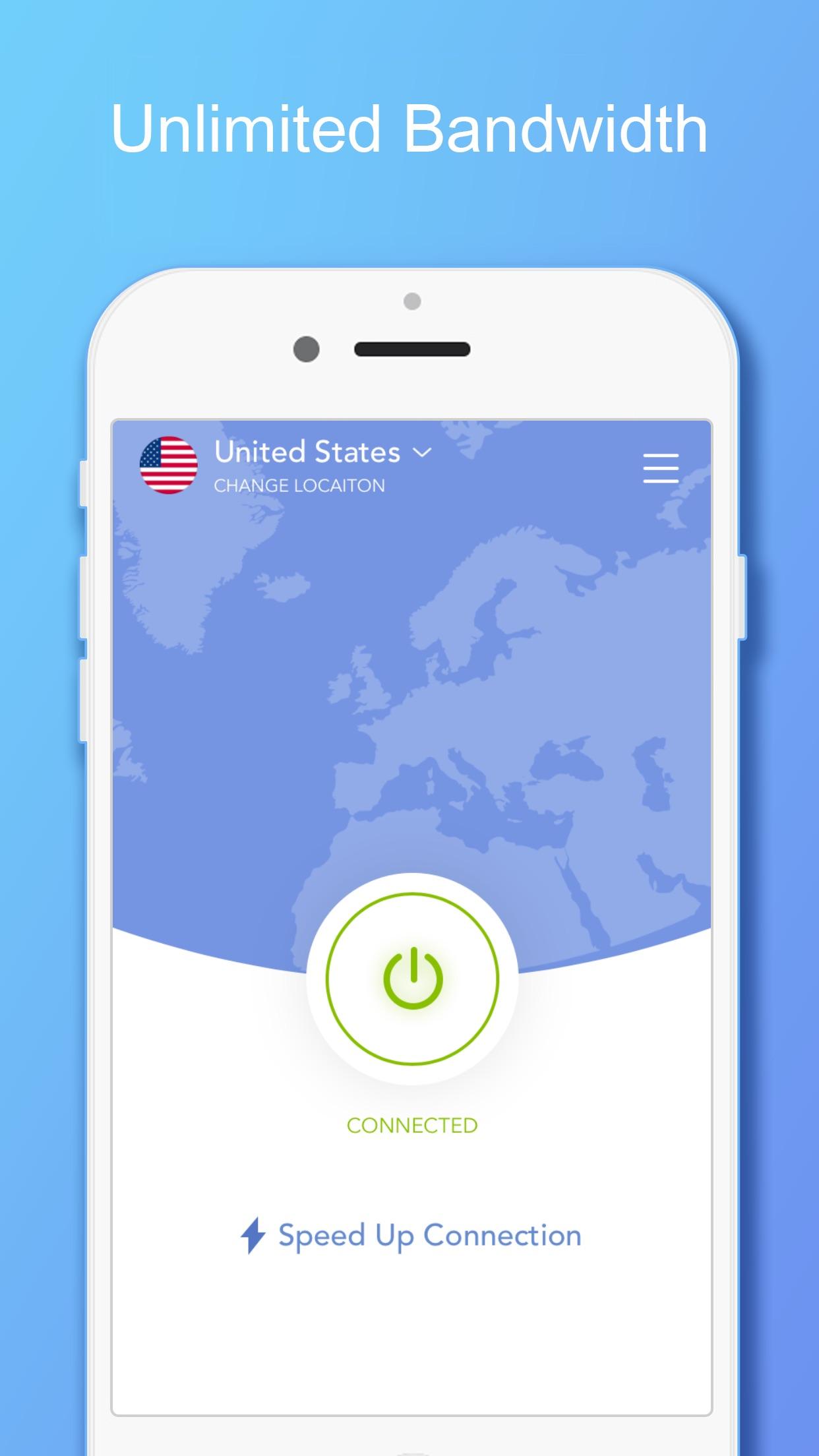 VPN 360 - Unlimited VPN Proxy Screenshot