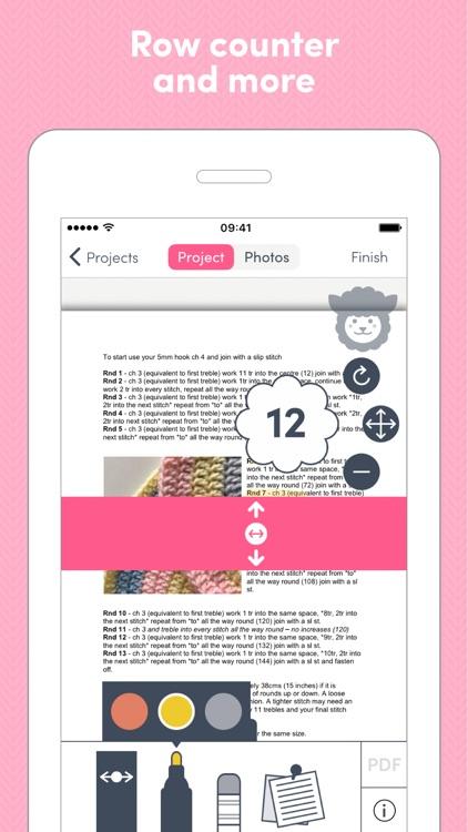 LoveCrafts Crochet screenshot-3