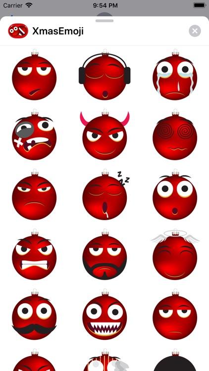 Christmas Emoji 2019