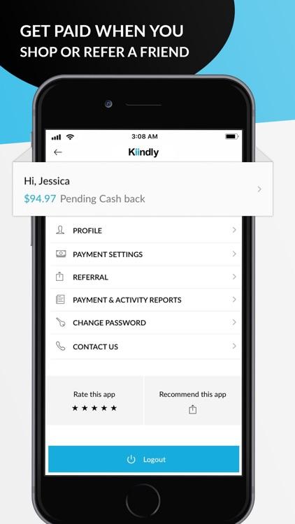 Kiindly: Cashback, Coupons App screenshot-4