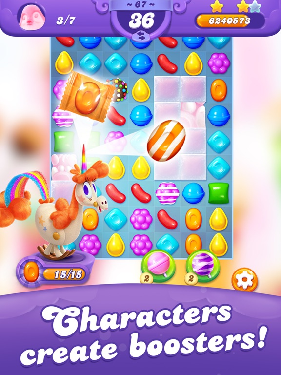 Candy Crush Friends Saga - Revenue & Download estimates