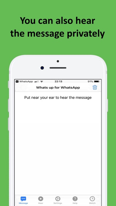 Whats up for WhatsApp screenshot 3