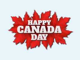 Canada Day celebrates the day that the three British colonies of Nova Scotia, New Brunswick, and the Province of Canada united to form a single country