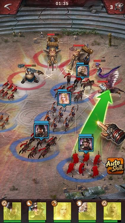 Call of Spartan screenshot-5