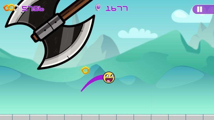Crazy Jumping Emoji screenshot-3