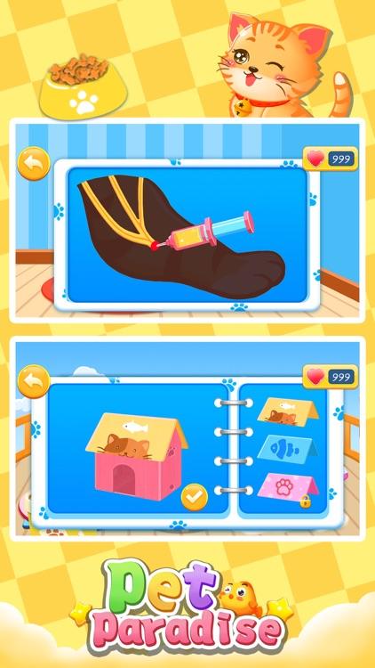 Bella's virtual pet paradise screenshot-7