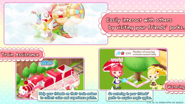 Hello Kitty World 2 screenshot-4
