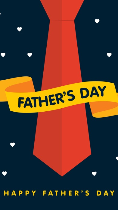 Fathers Day Wishes for Dad Emo app image