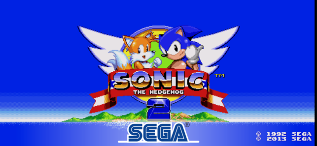 Sonic The Hedgehog 2 Classic On The App Store