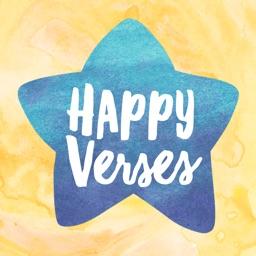 Happy Verses Stickers