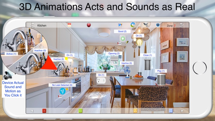 HOS Smart Home All In One Live screenshot-0