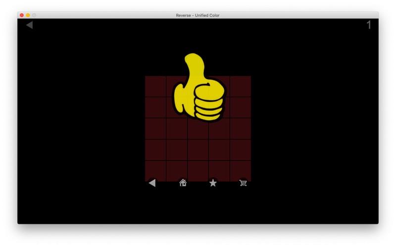 翻转 - 统一颜色 for Mac