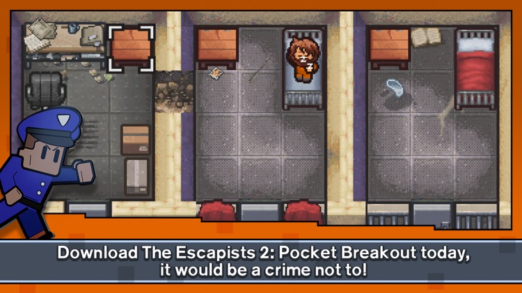 Escapists 2: Pocket Breakout screenshot-6