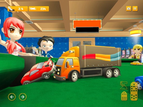 Billiard Car Demolition - RCC screenshot 10