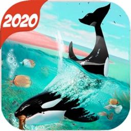 Angry Shark Attack : Sim 2018