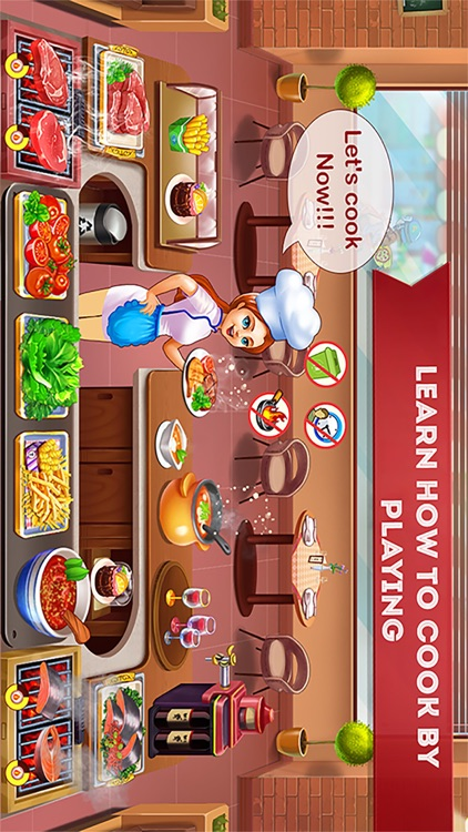 Cooking Funny Chef screenshot-7