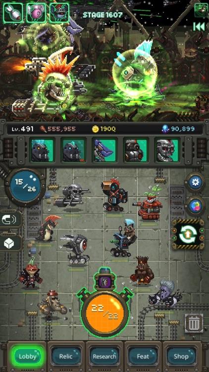 World Beast War screenshot-3