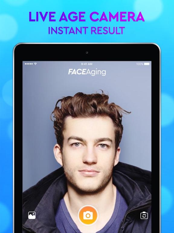 Face Aging App - Celeb alike screenshot 5