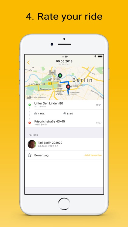 taxi.eu screenshot-3