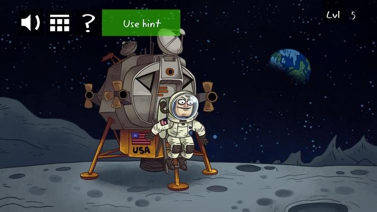 Troll Face Quest USA Adventure screenshot-0