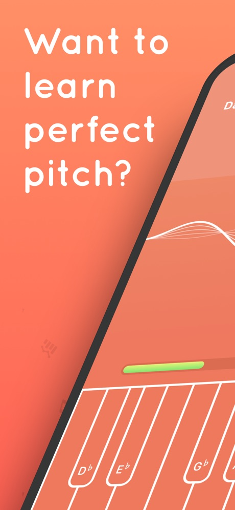 Tone – Learn Perfect Pitch!
